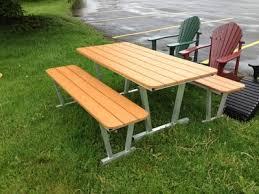 Adirondack Chair Kit Polywood by Picnic Tables Polywood Adirondack Chair Kits