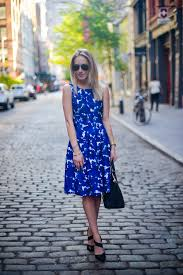 styling a business casual floral dress katie u0027s bliss
