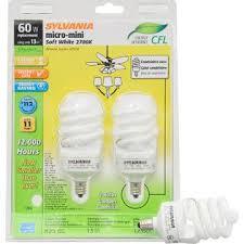 sylvania compact fluorescent r20 micro mini twist base 120v