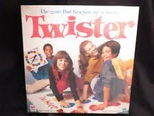 Milton Bradley Twister Board Game 4645 New Sealed In Box 1993 Vintage