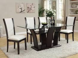 Acme Furniture Malik Contemporary Dining Table