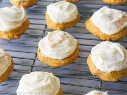 Healthy Pumpkin Desserts For Thanksgiving by Melt In Your Mouth Pumpkin Cookies The Who Ate Everything