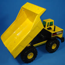 Toy Truck: Tonka Toy Truck