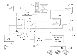 Patent US7530091 - VOIP Drop Amplifier - Google Patents