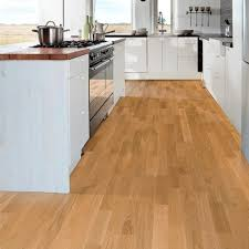 Kahrs Flooring Engineered Hardwood by Kahrs Oak Verona 2 Strip 200mm Satin Lacquered