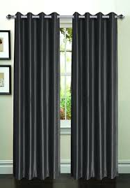 Brylane Home Grommet Curtains by Faux Silk Curtains U2013 Amsterdam Cigars Com