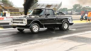100 69 Chevy Truck Pictures TTT C10 Duramax Runs An 862 14Mile 16125MPH