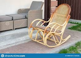 Empty Wooden Rattan Rocking Chair On House Terrace Backyard ... Best Rocking Chair In 20 Technobuffalo Row Chairs On Porch Stock Photo Edit Now 174203414 Swivel Glider Rocker Outdoor Patio Fniture Traditional Green Design For Your Vintage Metal Titan Al Aire Libre De Metal Banco Silla Mecedora Porche Two Toddler Recommend Titan Antique White Choice Products Indoor Wooden On License Download Or Print For Mainstays Jefferson Wrought Iron Walmartcom