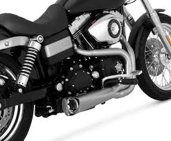 Vance And Hines Dresser Duals Black by 799 99 Vance U0026 Hines Competition Series 2 Into 1 Exhaust 973066
