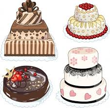 Vector bakery cakes free vector 778 Free vector for mercial use format ai eps cdr svg vector illustration graphic art design