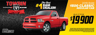 100 Ram Truck Dealer Towbin Dodge In Henderson NV