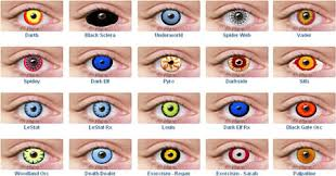 Prescription Halloween Contacts Ireland by 100 Prescription Contact Lenses Halloween Specsavers