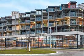 100 House Built Out Of Shipping Containers Harbor Town In Germany Unveils Urbanchic Hostel Made Of Repurposed