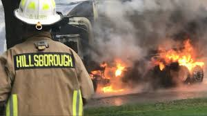 100 Truck Explosion Natural Gas Recycling Truck Explodes In Tampa Neighborhood