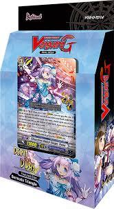 g trial deck 14 debut of the divas cardfight vanguard wiki