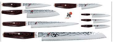 coffret couteau cuisine offre gamme de couteaux japonais miyabi 6000mct