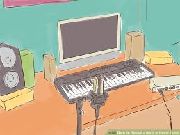 Image Titled Record A Song At Home Easily Step 1