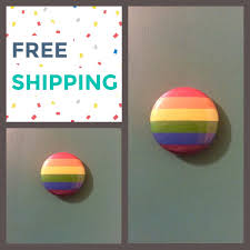 Gay Pride Rainbow Flag, Button Pin, FREE SHIPPING ... Etsy Coupon Codes Not Working Govdeals Mansfield Ohio Outdoor Pillow Earth 20 Planet World Earth Day Red Cross Benefit Mother Stewards Vironment Ecology Big Blue Marble Home Habitat My Free Ce Code Magicjack Renewal Showpo Discount October 2019 Findercom Coupon Codes Free Tutorials On Techboomers And Promotions Makery Space Offering Coupons Discounts In Your Shop Creative Fanatics Code Promo 40 Listings Open Shop Uncommon Goods Shipping 2018 Family Deals