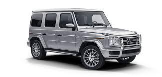 100 G Wagon Truck Class Luxury OffRoad SUV MercedesBenz USA