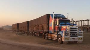 Bourke Last Stop For Big Loads | The Land