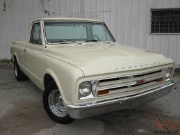 1967 Chevrolet C10 Short-Wide Pickup