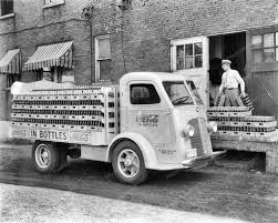 Coca Cola Soda Delivery Truck Vintage 1930s 8x10 Reprint Of Old ...