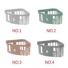 badezimmer regal saug rack organizer dusche aufbewahrungs