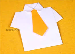 You Can Easily Make This Shirt Greeting Card