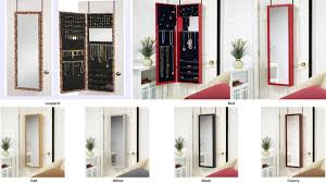 Mirrors With Storage, Hanging Jewelry Organizer With Mirror ... Necklace Holder Beautiful Handmade Armoire Jewelry Box Of Exotic Woods Prepoessing 60 Wall Haing Inspiration Of Wallmounted Locking Wooden 145w X 50h In Fniture White Stand Up Mirror With Storage Cherry Clearance Home Design Ideas Armoires Bedroom The Depot Organize Every Piece In Cool Target French Fancy Mount Ksvhs Jewellery White Ikayaa Led Lights Lovdockcom Amazoncom Plaza Astoria Walldoormount Black