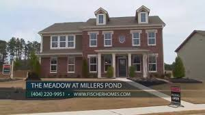 Fischer Homes Yosemite Floor Plan by The Meadow At Miller U0027s Pond Fischer Homes Youtube