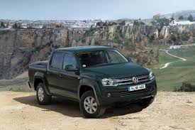 100 Vw Truck Diesel 2013 VW Amarok Pickup Benefits From A More Powerful