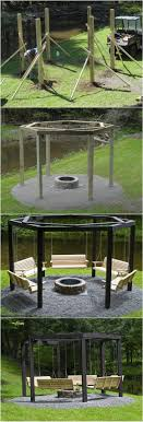 Backyard Fire Pit With Swing Seats Diy Outdoor Fire Pit Design Ideas 10 Backyard Pits Landscaping Jbeedesigns This Would Be Great For The Backyard Firepit In 4 Easy Steps How To Build A Tips National Home Garden Budget From Reclaimed Brick Prodigal Pieces Best And Free Fniture Latest Diy Building Supplies Backyards Stupendous Area And Of House