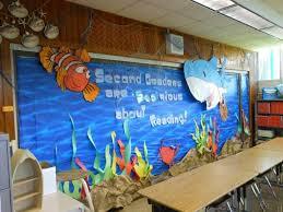 3d Bulletin Board Ideas Ocean Theme