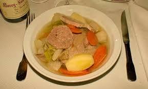 poule au pot lyon recette restaurant la poule au pot 1 er français