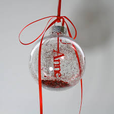 Christmas Tree Name Baubles by Personalised Papercut Vertical Name Bauble By Studio Charley