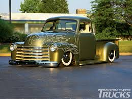 Some Day I Will Build This. | My Car! | Pinterest | Chevy Pickups ... Ez Chassis Swaps Custom 53 Chevy Truck I Want To Get Two Of Them And Turn One Into 1948 Flatbed Trick Truck N Rod Street Trucks For Sale Pictures Gorgeous Combines Aged Patina Modern Engine Luxury Old For In Iowa 7th And Pattison Classic Cab 471950 Chevrolet Pickup Stuff Have Sale Chevy Stepside Pickup Truck V8 1951 Woody Project On S10 Frame 1947 1949 1950 Gmc 1 Ton Jim Carter Parts Classiccarscom