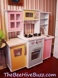 Kidkraft Grand Gourmet Corner Kitchen Play Set by The Bee Hive Buzz Get Cooking With Kidkraft Play Kitchens