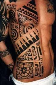 Hawaiian Tattoos Use Abstracts Or Specific Designs Which Is Based On The History Of Various Islands Like If You Are Looking For Protection Then