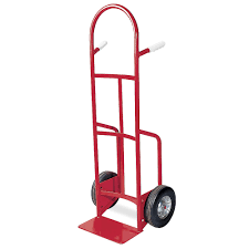 DAYTON Stair Climbing Hand Truck, Continuous Frame Dual Pin, 500 Lb ...