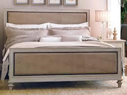 King Platform Bed With Tufted Headboard by Bed Frames Tufted Headboard Bedroom Set Full Size Platform