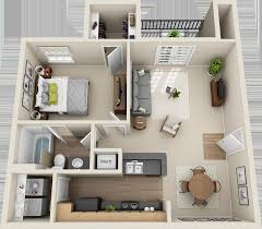 One Bedroom Apartments Lubbock by Bedroom Expansive 1 Bedroom Apartments 3d Slate Throws Lamps