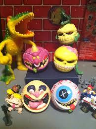 Sesame Street A Magical Halloween Adventure Vhs by D I Treasures Frogacuda U0027s Toy Cave 1 2016 Madballs