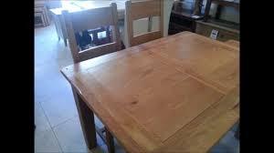 Solid Oak Dining Tables Edinburgh Small