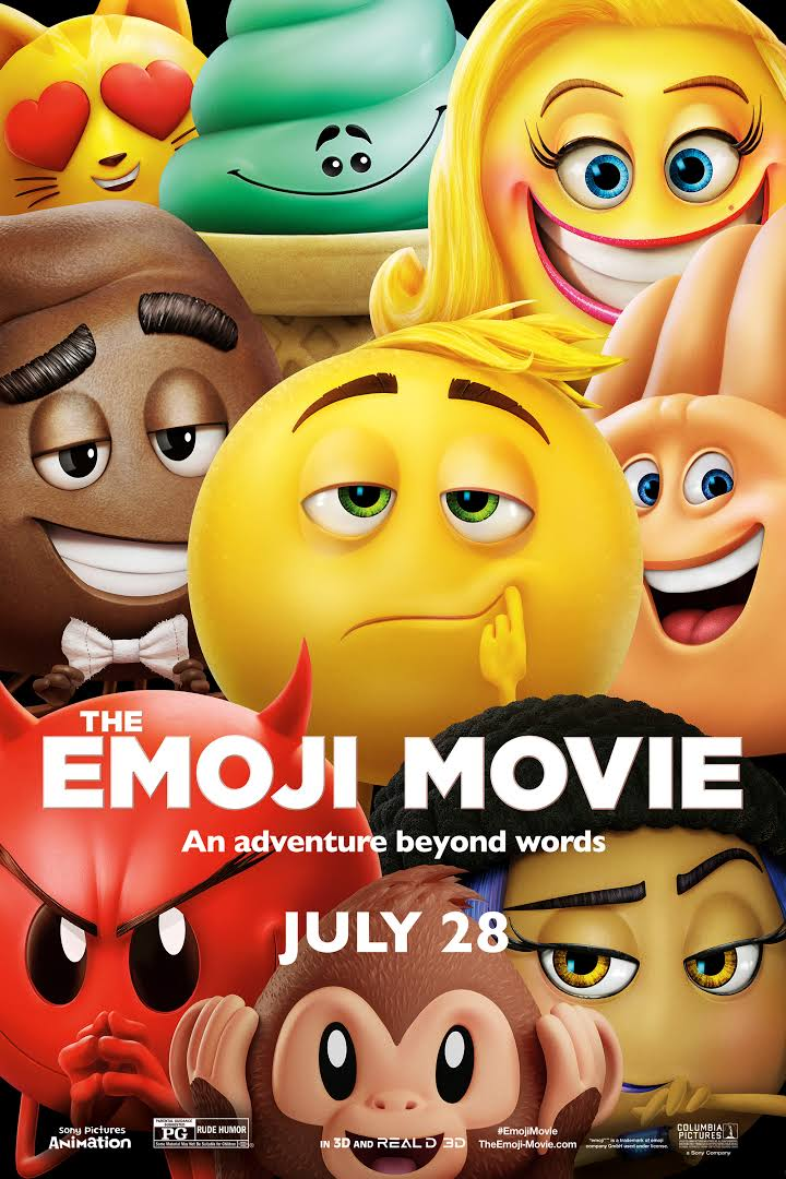 The Emoji Movie-The Emoji Movie