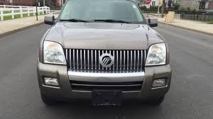 High Mileage 2006 Mercury Mountaineer Aka Ford Explorer Review, What ...