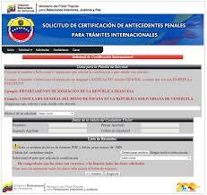 IMPORTANTE Deberás Tener Acceso A Internet Para Poder Ingresar A La Página Web Formato Carta De Antecedentes No Penales Estado De Mexico