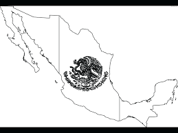 Printable Mexican Flag Coloring Page Innovative Book Ideas Free To Color Full Size