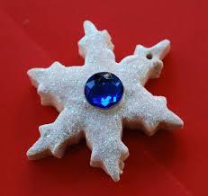 decoration noel pate a sel gelaco