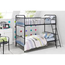 Bunk Beds At Walmart by 9 By Novogratz Berkshire Metal Twin Twin Bunk Bed Multiple Colors