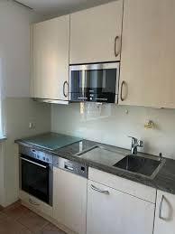 gebrauchte küche in sehr gutem zustand mit elektrogeräte